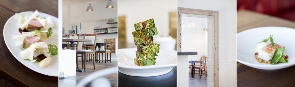Speisenraum Restaurantfotografie